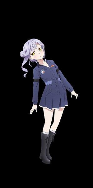 Tags: Anime, Yokota Takumi, A-1 Pictures, Senyoku no Sigrdrifa, Kazuura Nono, Official Art