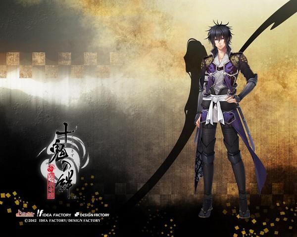 Tags: Anime, IDEA FACTORY, Toki no Kizuna, Kazuya (Toki no Kizuna), Official Art, Wallpaper