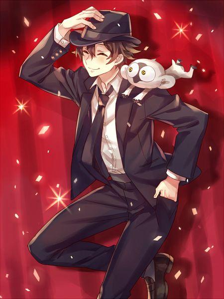 Tags: Anime, Zoff, Kekkai Sensen, Sonic Speed Monkey, Leonardo Watch, Mobile Wallpaper