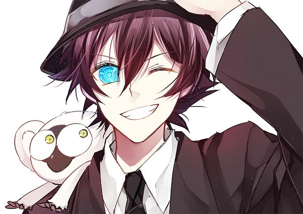 Tags: Anime, Pixiv Id 1212091, Kekkai Sensen, Leonardo Watch, Sonic Speed Monkey, Pixiv, Fanart, Fanart From Pixiv