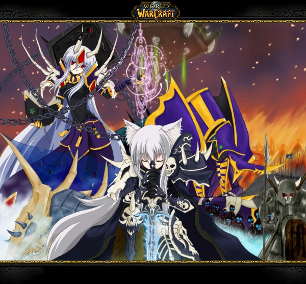 Kel'Thuzad - Warcraft