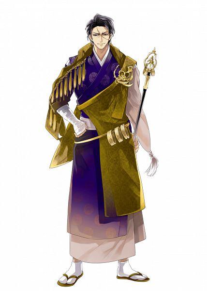 Kennyo (Ikemen Sengoku) - Ikemen Sengoku ~Toki wo Kakeru Koi~