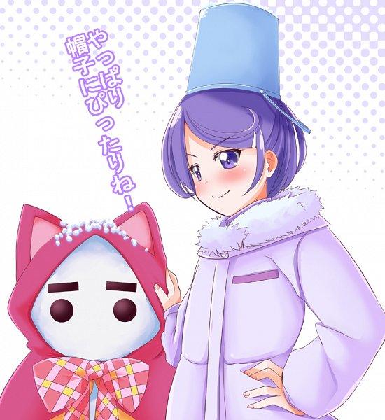 Tags: Anime, Pixiv Id 1046271, Dokidoki! Precure, Kenzaki Makoto, Pixiv, Fanart, Fanart From Pixiv