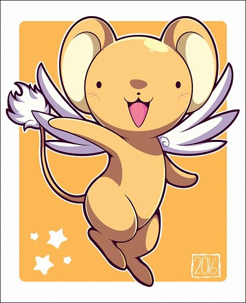 Tags: Anime, Woofzilla, Cardcaptor Sakura, Kero-chan, Pixiv, Fanart, Fanart From Pixiv, Self Made