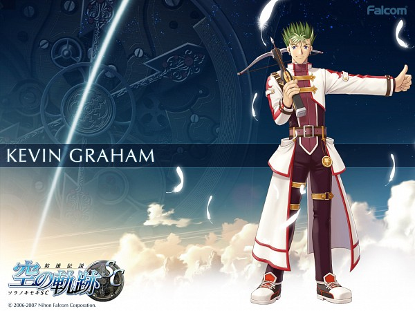 Kevin Graham - Eiyuu Densetsu VI: Sora no Kiseki