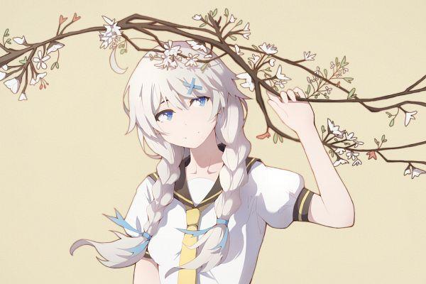 Tags: Anime, Pixiv Id 5920446, Houkai 3rd, Kiana Kaslana