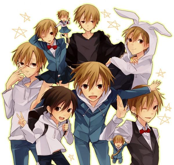 Tags: Anime, DURARARA!!, Suzumiya Haruhi no Yuuutsu, Kida Masaomi, Heiwajima Shizuo (Cosplay), Orihara Izaya (Cosplay), Suzumiya Haruhi (Cosplay), Pixiv