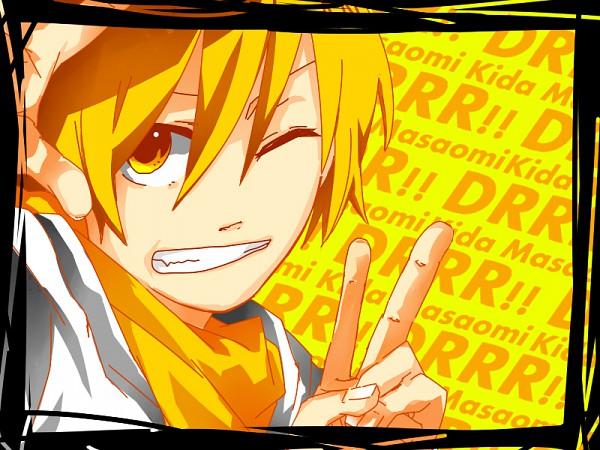 Tags: Anime, DURARARA!!, Kida Masaomi, Masaomi Kida