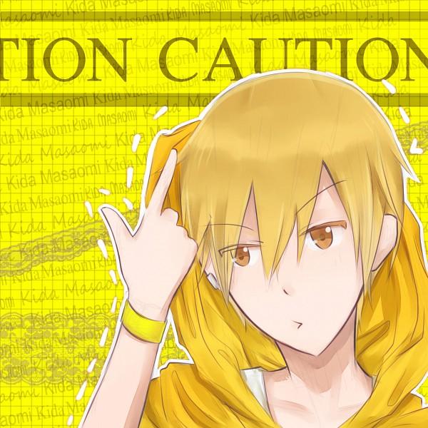 Tags: Anime, DURARARA!!, Kida Masaomi