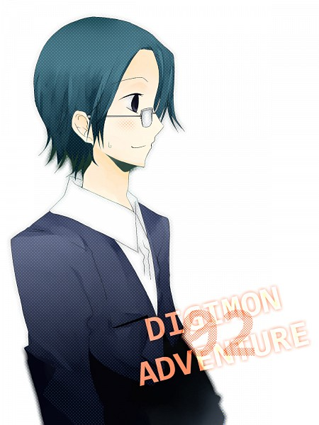 Tags: Anime, Pixiv Id 1583929, Digimon Adventure, Kido Jyou