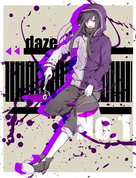 Tags: Anime, Pixiv Id 5784629, Kagerou Project, Kido Tsubomi, Bucket, Fanart, Fanart From Pixiv, daze, PNG Conversion, Pixiv