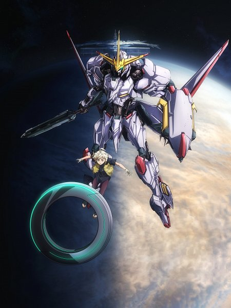 Kidou Senshi Gundam: Tekketsu no Orphans: Urðr Hunt (Mobile Suit Gundam: Iron-blooded Orphans - Urðr Hunt)
