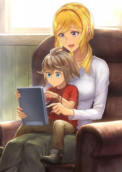 Tags: Anime, Guchico, Kidou Senshi Gundam: Tekketsu no Orphans, Akatsuki (Kidou Senshi Gundam: Tekketsu No Orphans), Kudelia Aina Bernstein, Pixiv, Fanart, Fanart From Pixiv, Mobile Suit Gundam: Iron-blooded Orphans