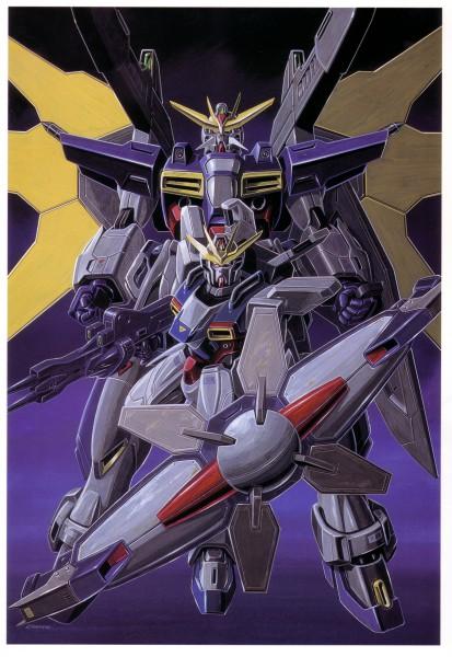 Tags: Anime, Kidou Shinseiki Gundam X, Gundams, After War Gundam X