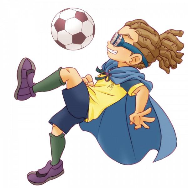 Tags: Anime, Level-5, Inazuma Eleven, Kidou Yuuto, Google, Yuuto Kidou
