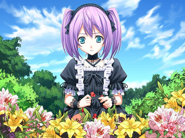Tags: Anime, Yasuyuki, Kakuu Shoujo, Kiduki Mihoshi, CG Art
