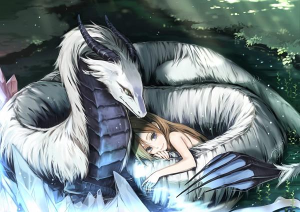 Tags: Anime, Kiiru Fura, 1200x800 Wallpaper, Chinese Dragon, Original, Pixiv