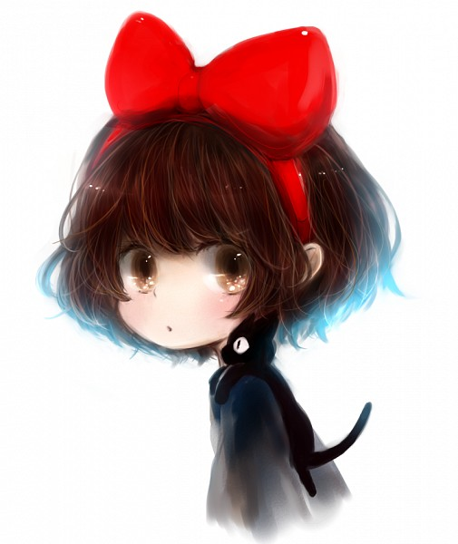 Tags: Anime, Milkuro, Studio Ghibli, Majo no Takkyuubin, Kiki (Majo no Takkyuubin), Pixiv