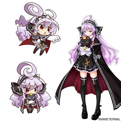 Kikouyoku Senki: Yumina the Ethereal - Eternal (Studio)