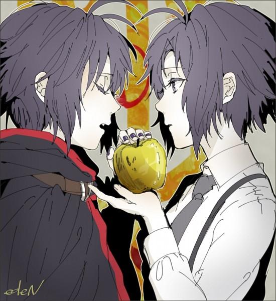 Tags: Anime, Ichinose777, THE iDOLM@STER, Kikuchi Makoto, Tomboy