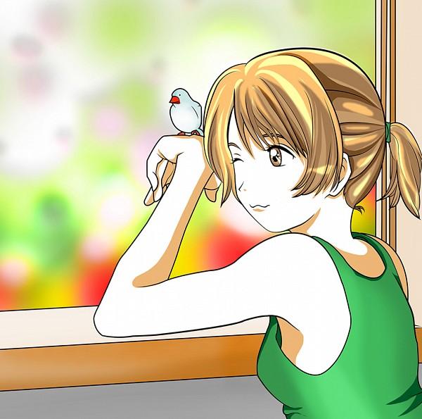 Tags: Anime, Mahou Tsukai ni Taisetsu na Koto, Kikuchi Yume, Artist Request