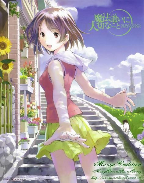 Tags: Anime, Mahou Tsukai ni Taisetsu na Koto, Kikuchi Yume
