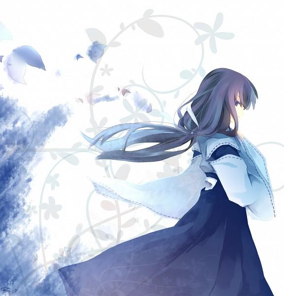 Tags: Anime, Raicy, InuYasha, Kikyo (InuYasha), Fanart, Fanart From Pixiv, Pixiv