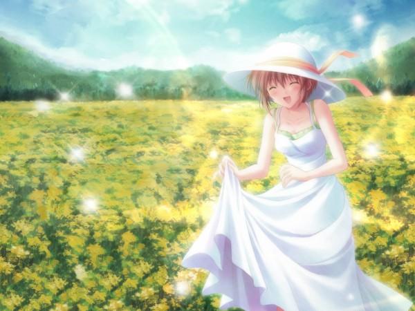 Kikyou Kiri - Canvas 2: Akane Iro no Palette