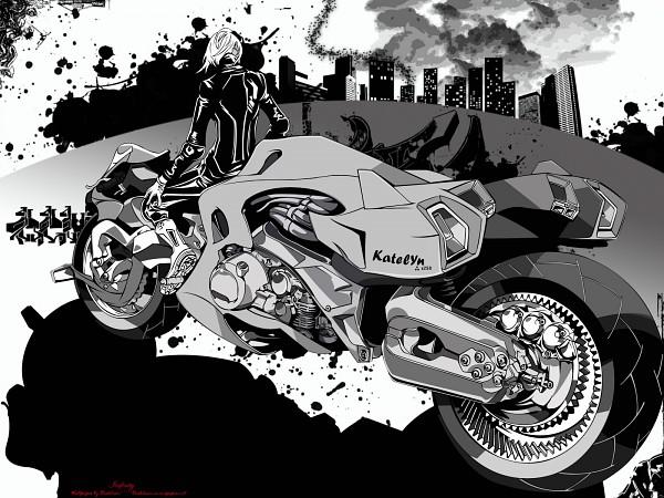 Kilik (Air Gear) - Air Gear
