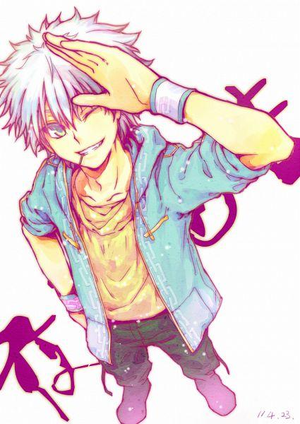 Tags: Anime, MaMuSya, Hunter x Hunter, Killua Zoldyck, Mobile Wallpaper, Fanart, Pixiv