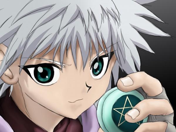 Tags: Anime, Hunter x Hunter, Killua Zoldyck