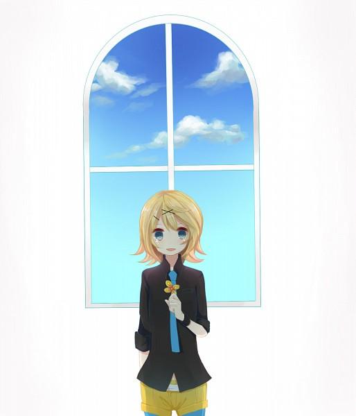 Tags: Anime, VOCALOID, Kagamine Rin, Kimi Nashi Vision