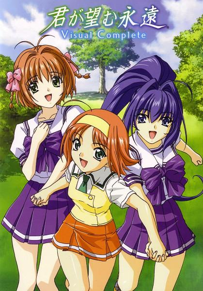 Tags: Anime, âge, Kimi ga Nozomu Eien, Hayase Mitsuki, Suzumiya Haruka, Suzumiya Akane