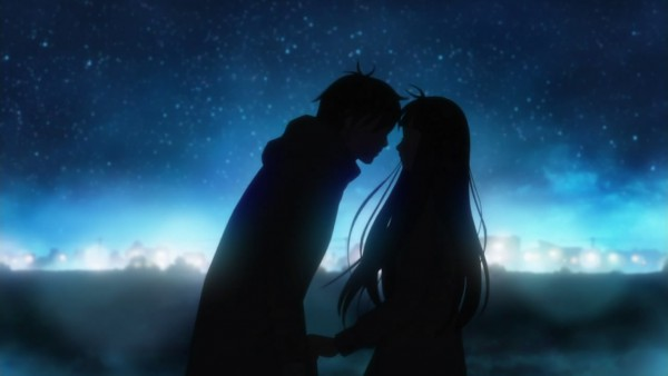 Tags: Anime, Shiina Karuho, Production I.G., Kimi ni Todoke, Kazehaya Shouta, Kuronuma Sawako, Cilleuate, Facebook Cover, Screenshot, Wallpaper, From Me To You