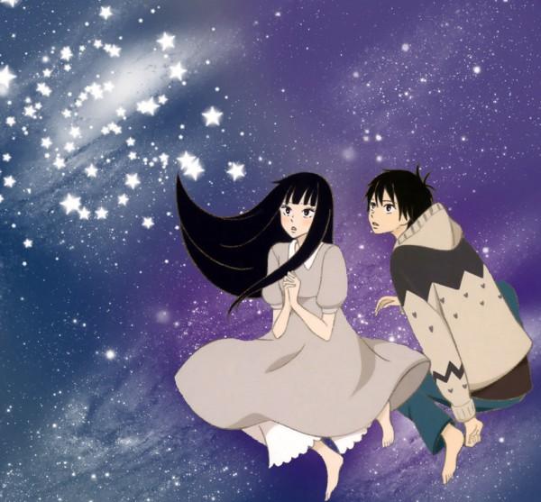 Tags: Anime, Shiina Karuho, Kimi ni Todoke, Kuronuma Sawako, Kazehaya Shouta, From Me To You