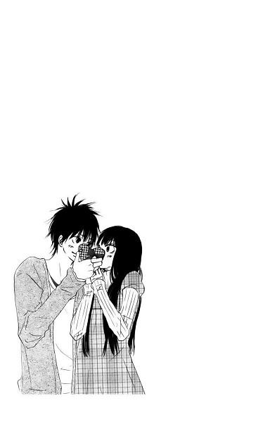 Tags: Anime, Kimi ni Todoke, Kazehaya Shouta, Kuronuma Sawako, Mobile Wallpaper, From Me To You
