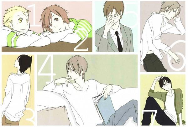 Tags: Anime, Kimi to Boku., Azuma Koichi, Asaba Yuki, Tachibana Chizuru, Tsukahara Kaname, Matsuoka Shun, Akira (Kimi to Boku.), Asaba Yuta, Asaba Twins, You And Me