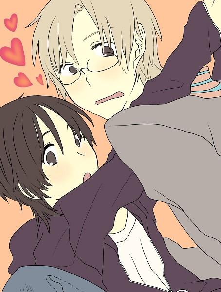 Tags: Anime, Kimi to Boku., Akira (Kimi to Boku.), Azuma Koichi, You And Me