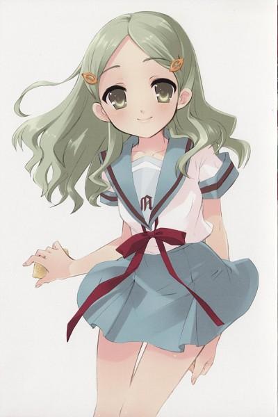 Kimidori Emiri - Suzumiya Haruhi no Yuuutsu