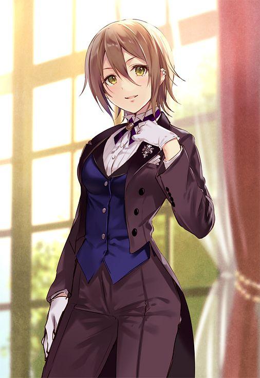 Kimura Natsuki The Idolm Ster Cinderella Girls Mobile