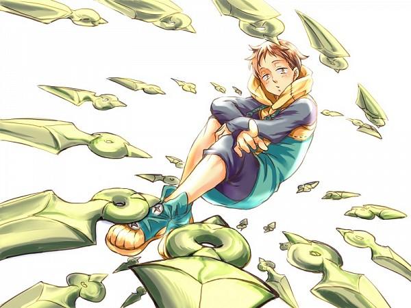 Tags: Anime, Pixiv Id 3270195, Nanatsu no Taizai (Suzuki Nakaba), King (Nanatsu no Taizai), Fanart From Pixiv, Pixiv, Fanart