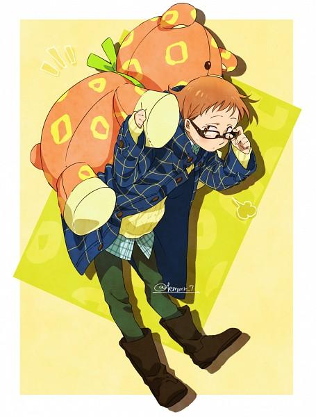 Tags: Anime, Nanatsu no Taizai (Suzuki Nakaba), King (Nanatsu no Taizai), Twitter, Artist Request, Mobile Wallpaper