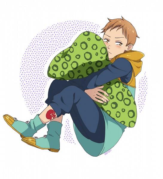 Tags: Anime, Nanatsu no Taizai (Suzuki Nakaba), King (Nanatsu no Taizai), Artist Request
