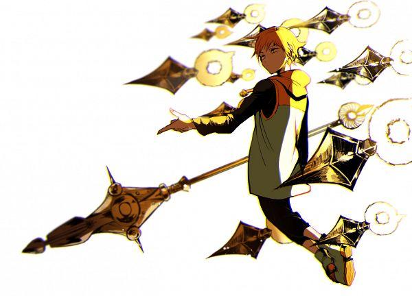 Tags: Anime, Pixiv Id 4657637, Nanatsu no Taizai (Suzuki Nakaba), King (Nanatsu no Taizai), Fanart From Pixiv, PNG Conversion, Pixiv, Fanart
