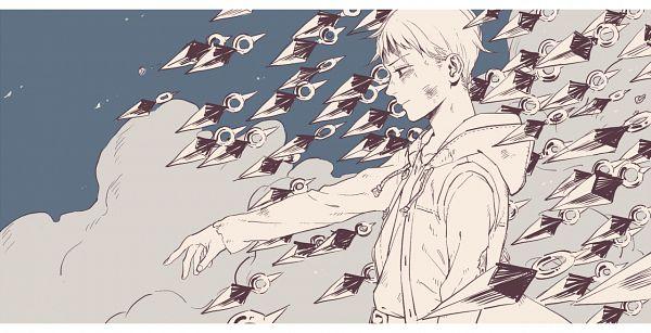 Tags: Anime, GUNNI, Nanatsu no Taizai (Suzuki Nakaba), King (Nanatsu no Taizai), Dirt, Pixiv