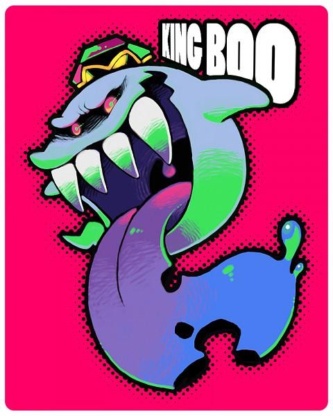 King Boo - Super Mario Bros.