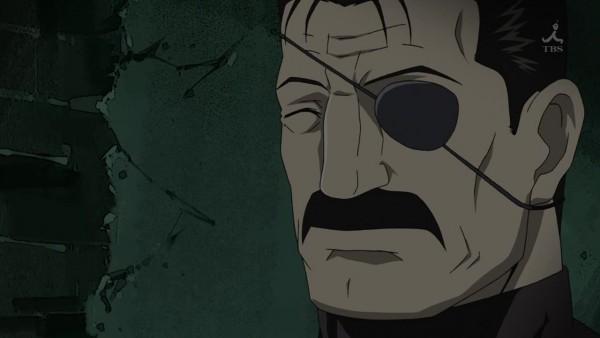 Tags: Anime, Fullmetal Alchemist, King Bradley, Screenshot, Wallpaper