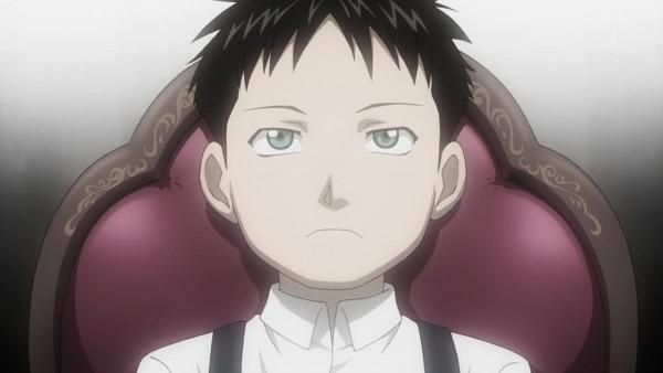 Tags: Anime, Fullmetal Alchemist, Fullmetal Alchemist Brotherhood, King Bradley, Screenshot
