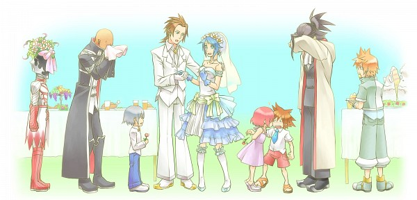Tags: Anime, Vanitassora, Kingdom Hearts: Birth by Sleep, Kingdom Hearts, Terra, Riku (Kingdom Hearts), Master Eraqus, Sora (Kingdom Hearts), Master Xehanort, Aqua (Kingdom Hearts), Vanitas, Ventus, Kairi (Kingdom Hearts)