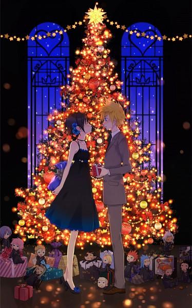 Tags: Anime, Okitsune, Kingdom Hearts 358/2 Days, Kingdom Hearts, Kingdom Hearts II, Saïx, Xemnas, Roxas, Lexaeus, Marluxia, Moogle, Vexen, Axel (Kingdom Hearts)